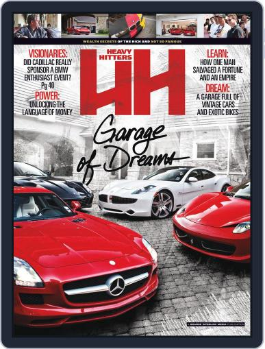 Heavy Hitters (Digital) July 17th, 2012 Issue Cover