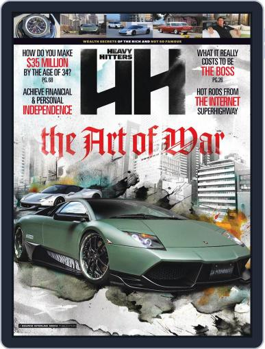 Heavy Hitters (Digital) May 15th, 2012 Issue Cover
