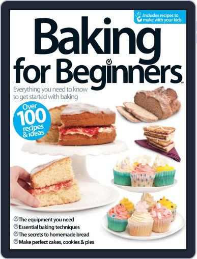 Baking for Beginners Magazine (Digital) July 9th, 2012 Issue Cover