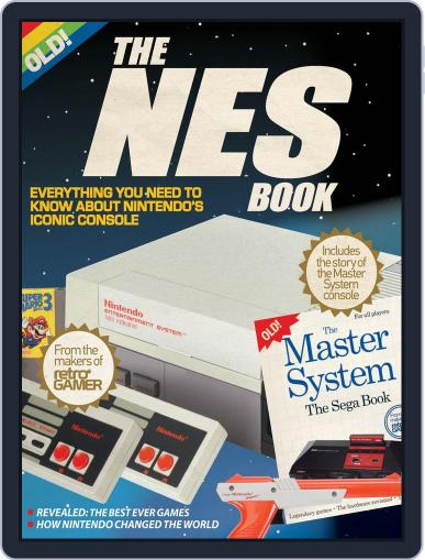 The NES / Master System Book Magazine (Digital) April 8th, 2015 Issue Cover