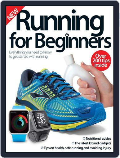 Running for Beginners Magazine (Digital) July 1st, 2015 Issue Cover