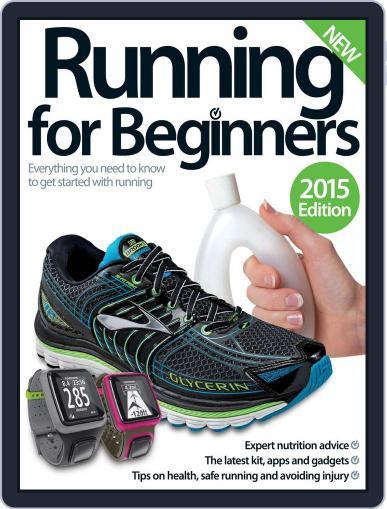 Running for Beginners Magazine (Digital) January 21st, 2015 Issue Cover