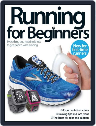 Running for Beginners Magazine (Digital) July 9th, 2014 Issue Cover