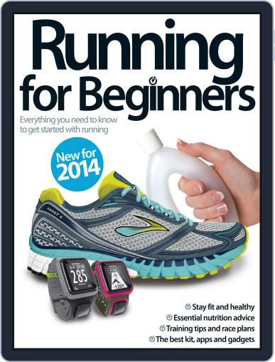 Running for Beginners Magazine (Digital) January 30th, 2014 Issue Cover