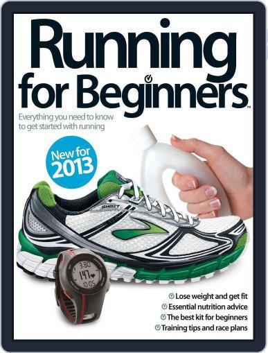 Running for Beginners Magazine (Digital) February 11th, 2013 Issue Cover