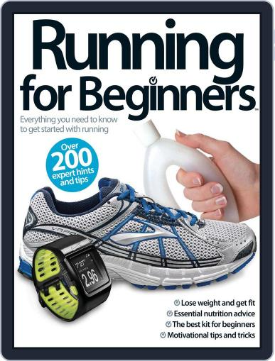 Running for Beginners Magazine (Digital) April 5th, 2012 Issue Cover