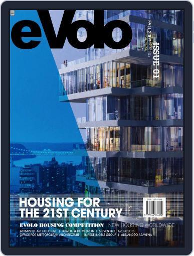 Evolo (Digital) September 1st, 2009 Issue Cover