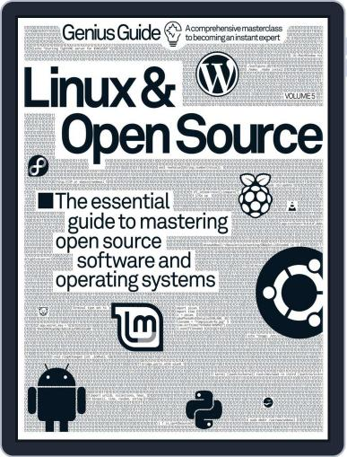 Linux & Open Source Genius Guide Magazine (Digital) June 11th, 2014 Issue Cover