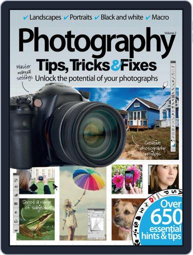 Photography Tips, Tricks & Fixes March 6th, 2014 Digital Back Issue Cover