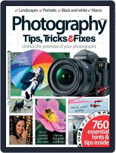 Photography Tips, Tricks & Fixes January 30th, 2013 Digital Back Issue Cover