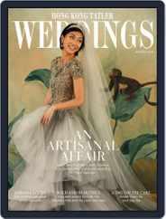 Hong Kong Tatler Weddings Magazine (Digital) Subscription December 1st, 2018 Issue