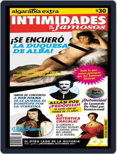 Algarabía Extra Magazine (Digital) December 8th, 2011 Issue Cover