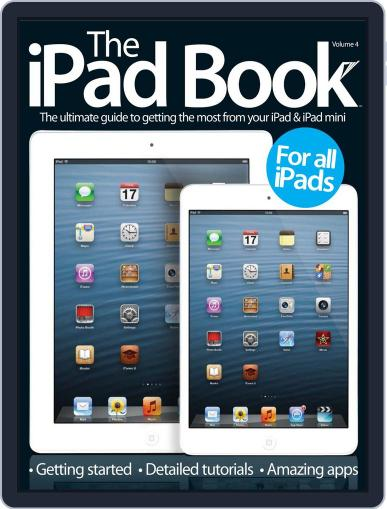 The iPad Book Magazine (Digital) June 12th, 2013 Issue Cover