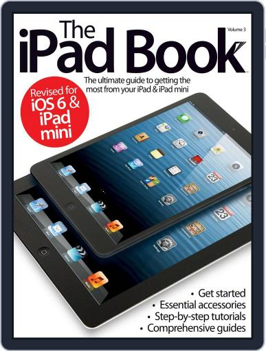 The iPad Book Magazine (Digital) December 5th, 2012 Issue Cover