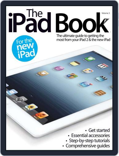 The iPad Book Magazine (Digital) July 24th, 2012 Issue Cover