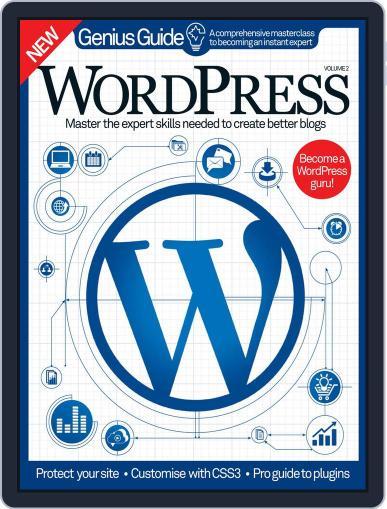 Wordpress Genius Guide Magazine (Digital) October 21st, 2015 Issue Cover