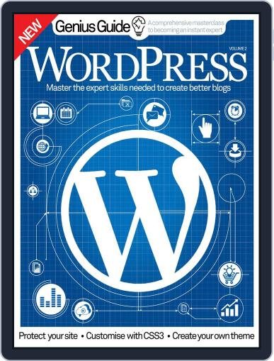 Wordpress Genius Guide Magazine (Digital) November 5th, 2014 Issue Cover