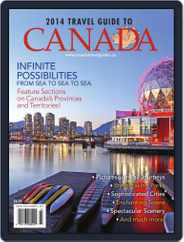 Travel Guide To Canada Magazine (Digital) Subscription March 18th, 2014 Issue