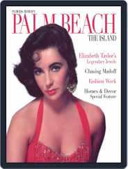 Florida Design's PALM BEACH THE ISLAND Magazine (Digital) Subscription December 1st, 2011 Issue