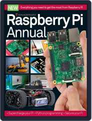 Raspberry Pi Annual Volume 1 Magazine (Digital) Subscription December 1st, 2016 Issue