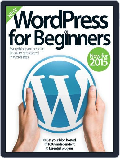 Wordpress For Beginners Magazine (Digital) January 9th, 2015 Issue Cover