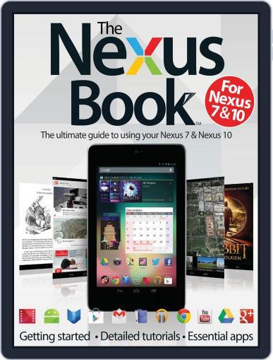 The Nexus Book Magazine (Digital) December 21st, 2012 Issue Cover