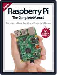 Raspberry Pi The Complete Manual Magazine (Digital) Subscription November 5th, 2015 Issue