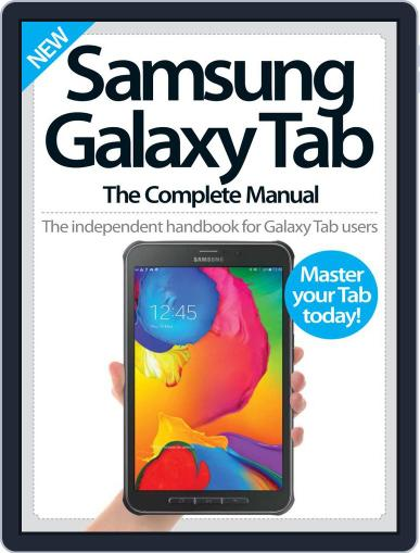 Samsung Galaxy Tab The Complete Manual Magazine (Digital) June 24th, 2015 Issue Cover