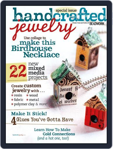 Handcrafted Jewelry Magazine (Digital) October 20th, 2011 Issue Cover