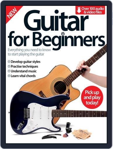Guitar For Beginners Magazine (Digital) September 15th, 2016 Issue Cover