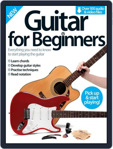 Guitar For Beginners Magazine (Digital) March 1st, 2016 Issue Cover
