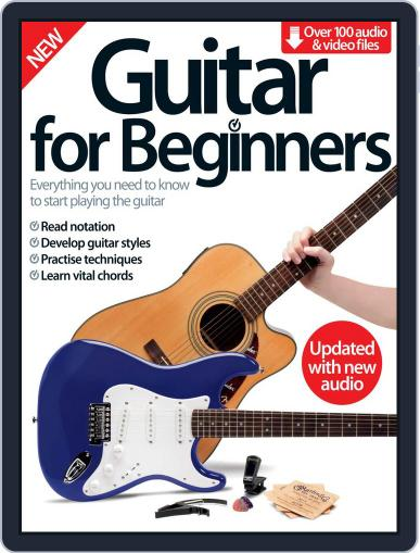 Guitar For Beginners Magazine (Digital) September 2nd, 2015 Issue Cover