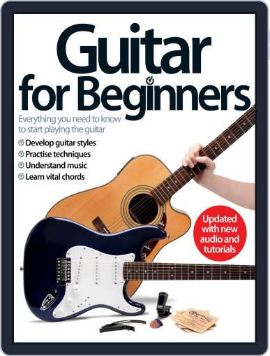 Guitar For Beginners Magazine (Digital) August 27th, 2014 Issue Cover
