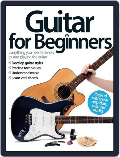 Guitar For Beginners Magazine (Digital) August 7th, 2013 Issue Cover