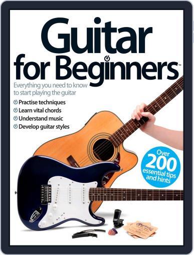 Guitar For Beginners Magazine (Digital) September 24th, 2012 Issue Cover