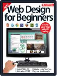 Web Design For Beginners Magazine (Digital) Subscription April 1st, 2016 Issue