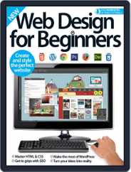 Web Design For Beginners Magazine (Digital) Subscription October 7th, 2015 Issue