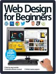 Web Design For Beginners Magazine (Digital) Subscription June 20th, 2013 Issue