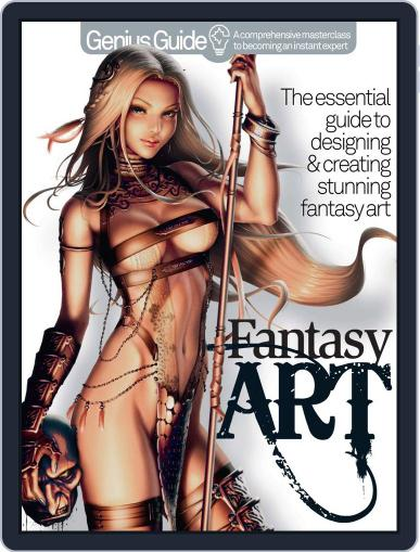 Fantasy Art Genius Guide Magazine (Digital) July 16th, 2014 Issue Cover