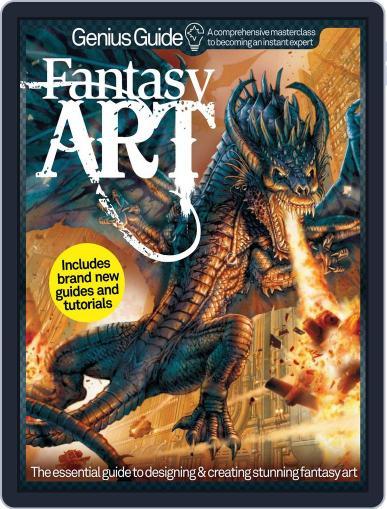 Fantasy Art Genius Guide Magazine (Digital) July 17th, 2013 Issue Cover
