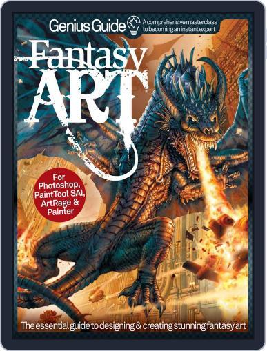 Fantasy Art Genius Guide Magazine (Digital) September 20th, 2012 Issue Cover