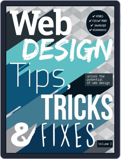 Web Design Tips, Tricks & Fixes Magazine (Digital) July 23rd, 2014 Issue Cover