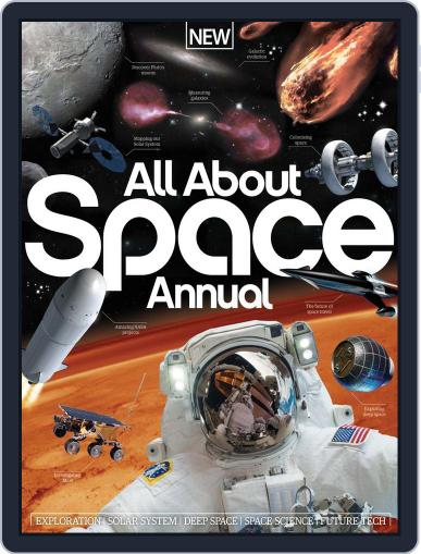 All About Space Annual November 4th, 2015 Digital Back Issue Cover