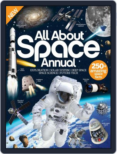 All About Space Annual October 8th, 2014 Digital Back Issue Cover