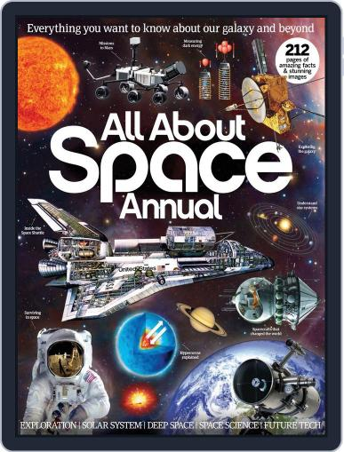 All About Space Annual November 21st, 2013 Digital Back Issue Cover