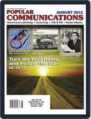 Popular Communications (Digital) Subscription August 1st, 2012 Issue