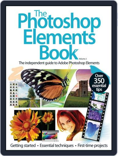 The Photoshop Elements Book August 27th, 2014 Digital Back Issue Cover