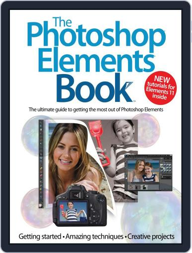 The Photoshop Elements Book September 10th, 2013 Digital Back Issue Cover