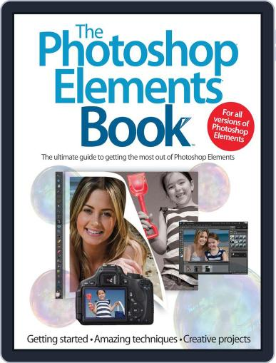 The Photoshop Elements Book September 1st, 2012 Digital Back Issue Cover
