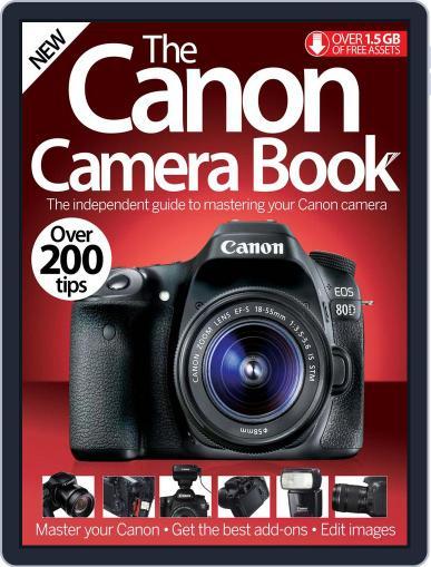 The Canon Camera Book Magazine (Digital) June 1st, 2016 Issue Cover